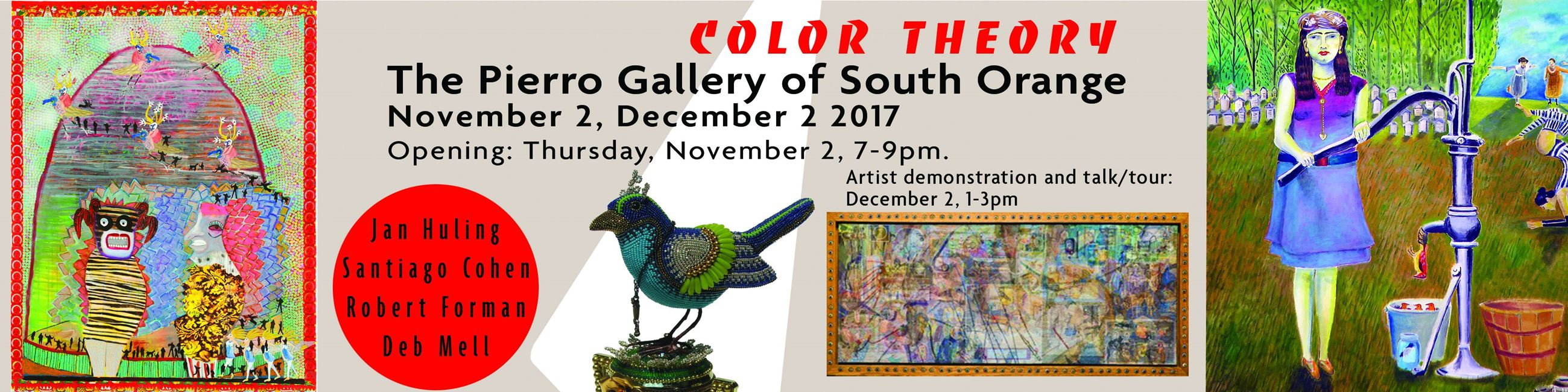 Color Theory Banner