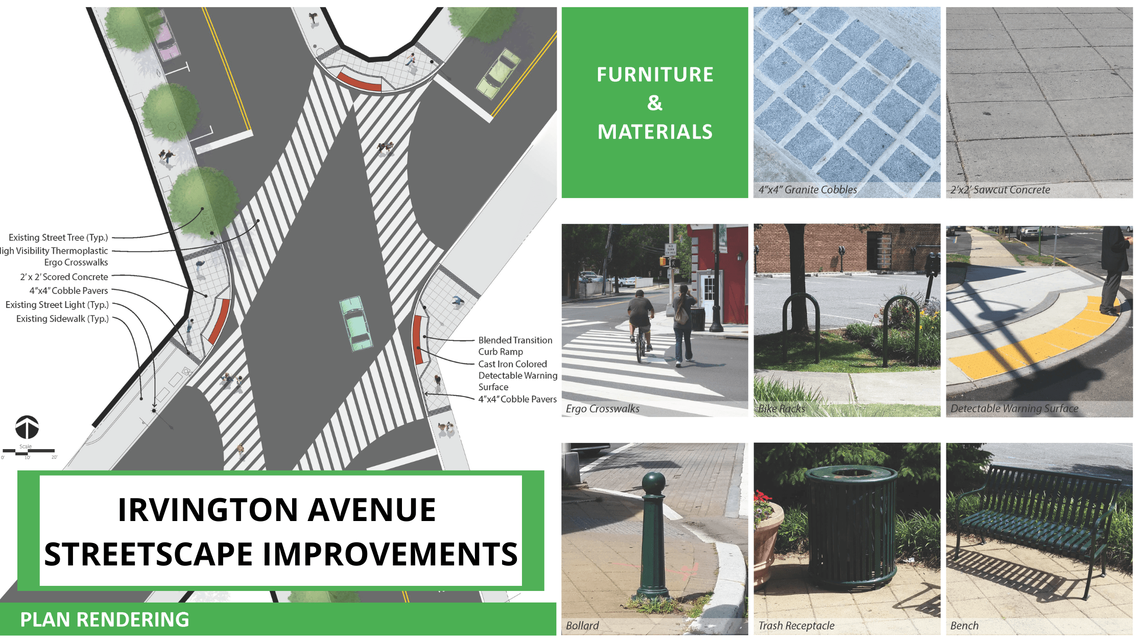 Irvington Avenue Streetscape Improvements